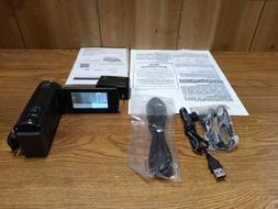 Panasonic HC-V180K Full HD Video Camera Camcorder Certified