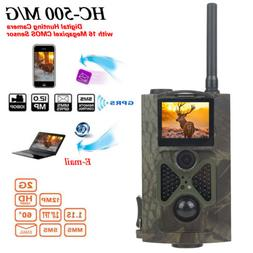 HC550M Hunting Trail Digital Animal Video Cameras 16MP SMS G
