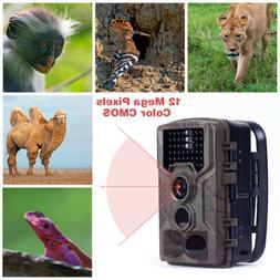 HC800M HD Wildlife Hunting Trail Digital Video Cameras 12MP
