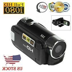Andoer HD 1080P Digital Video Camera 16MP for Home DV Cam Ca