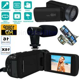 HD 1080p Digital Video Camera YouTube Live Stream Vlogging R