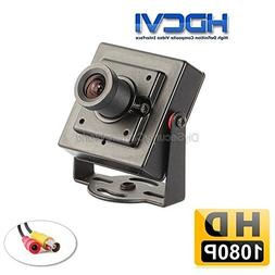 2MP HDCVI 1080P 2.8mm Lens Super Mini Size 40mmx40mmx23mm CC