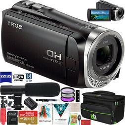 Sony HDR-CX455/B Full HD Handycam Camcorder CX455 Wifi NFC V