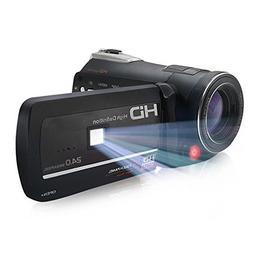 KINGEAR HDV-D395 1080P 24MP WIFI Video Recording Night Visio