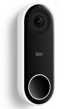Nest Hello Smart Wi-Fi Video Doorbell