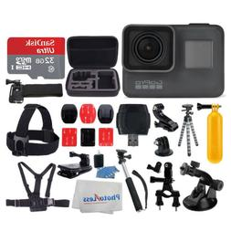 GoPro HERO5 Black Sports Action Video Camera + 32GB Micro SD