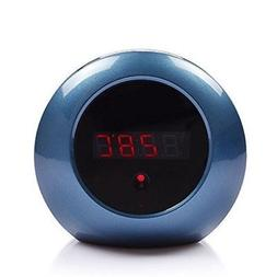 Hidden Cameras HD 1080P Alarm Clock Home Security Loop Video