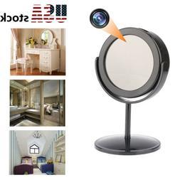 Hidden cameras Mini Mirror Motion Detection Spy Video DVR  C