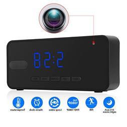 Hidden Spy Camera PIR Night Vision - Full HD 1080P 26 Ft Nig