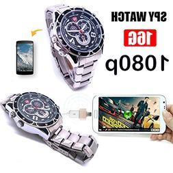 Hidden Camera Watch, HD 1080P Spy Camera Smart Wrist Watch w