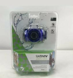 Vivitar High Definition Action Cam Blue DVR781HD WaterProof
