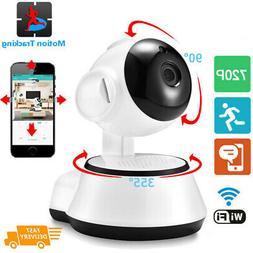 Home Baby Monitor Video Camera 720P HD WiFi Wireless IR Nigh