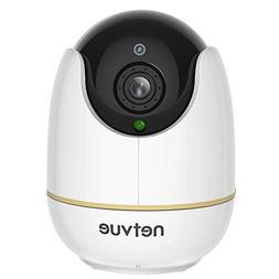 WiFi Baby Monitor, 1080P Wireless Security Camera 2 Way Audi