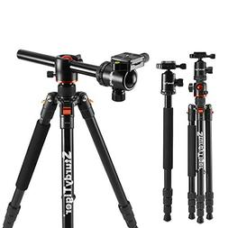 Horizontal Arm Professional Camera Tripod & Monopod – Port