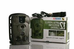Hunting Motion Detector Video Camera Color Day Night Vision