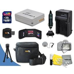 Ideal Accessory Kit for Canon Powershot SX50 HS, SX40 HS, G1