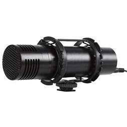 Ikan IK-VM300PS Stereo Video Condenser Microphone Black
