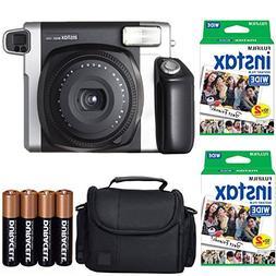 Fujifilm INSTAX 300 Photo Instant Camera With Fujifilm Insta