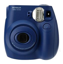 Fujifilm Instax Mini 7s Indigo Instant Film Camera