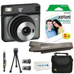Fujifilm Instax SQUARE SQ6 Instant Film Camera  +20 Film She
