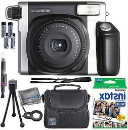 Fujifilm Instax Wide 300 Instant Camera + 20 Instant Film +