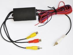 Intelligent Car Video Switcher 3-way Input 1-way Output for