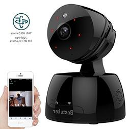 IP Wireless Camera, Besteker 720P Home Camera Pan/Tilt/Zoom