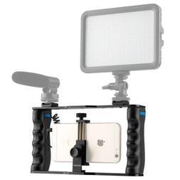 K&F Concept Video Camera Cage Stabilizer Film Making Rig fr