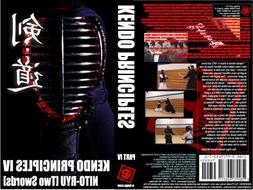 Kendo Principles IV - Nito-ryu  DVD