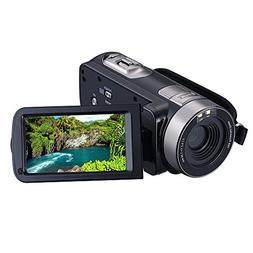 "KINGEAR KG004 2.7"" LCD Screen Digital Video Camcorder Night"