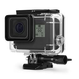 Kupton Housing Case for GoPro Hero 5 Waterproof Case Diving