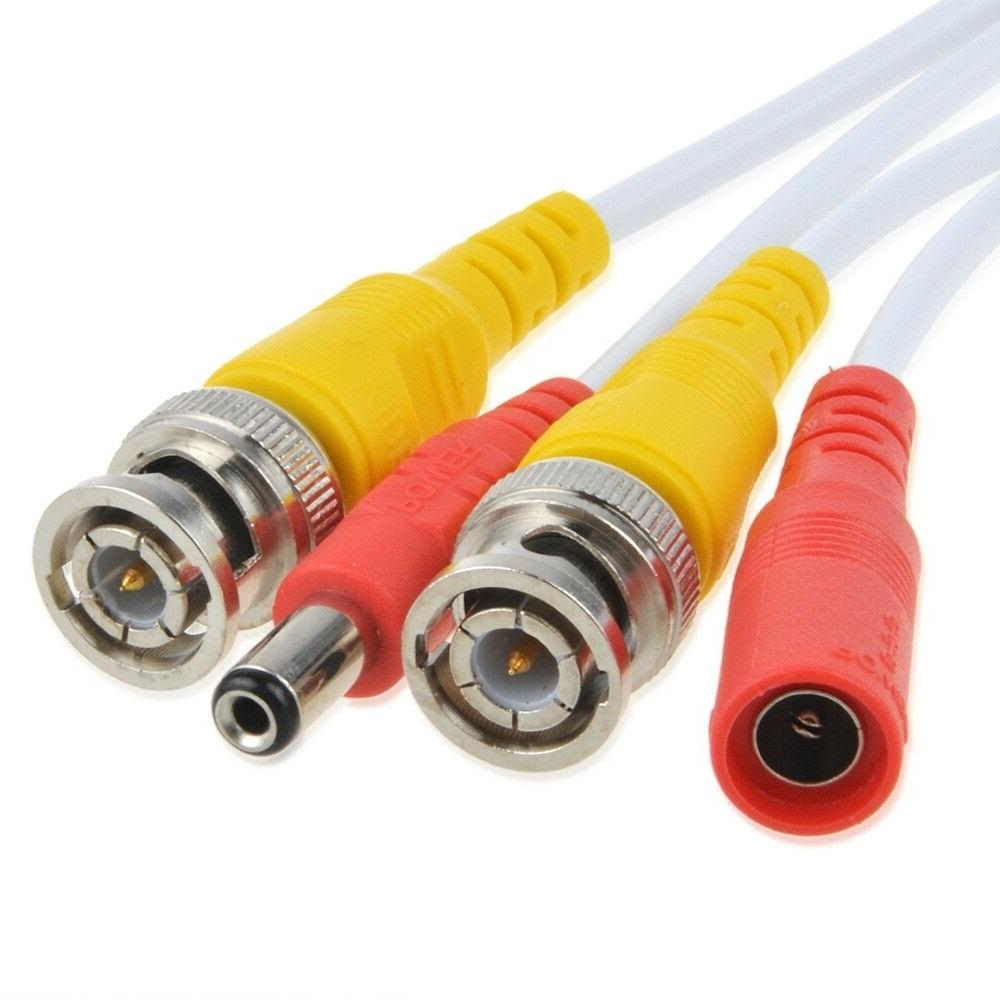 150ft Video and Power BNC Cable CCTV Security Cameras Cameras