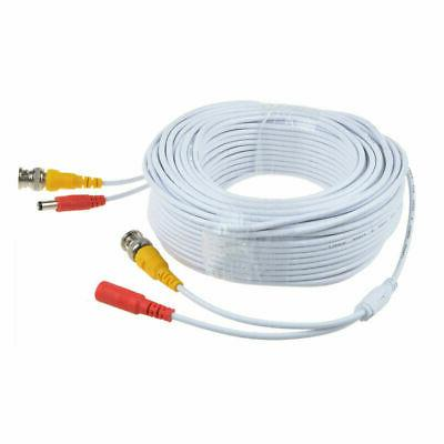 Fite ON 100ft Power Cable CCTV