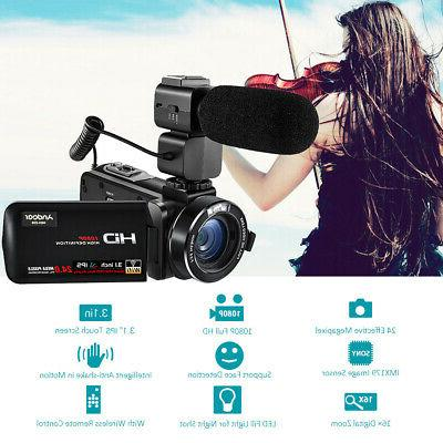 IPS 24MP Video Camera S1A5