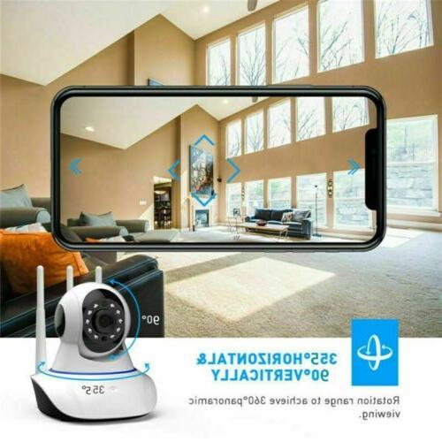 1080P IP Video Camera Pet Monitor