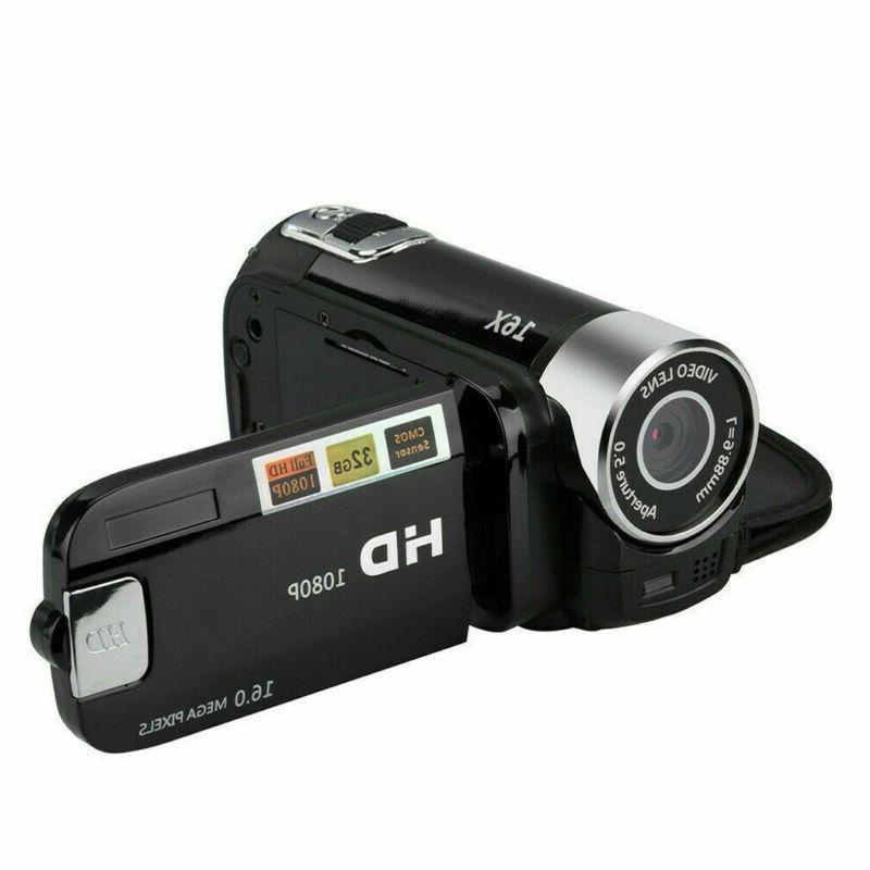 Camcorder 1080P 24MP AV