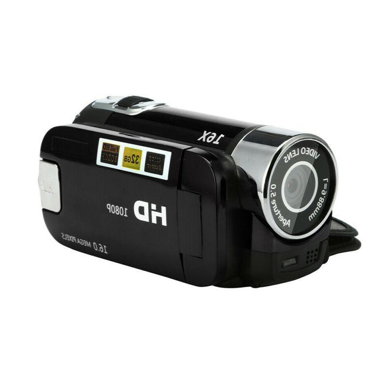2.7'' HD 16X Video DVR