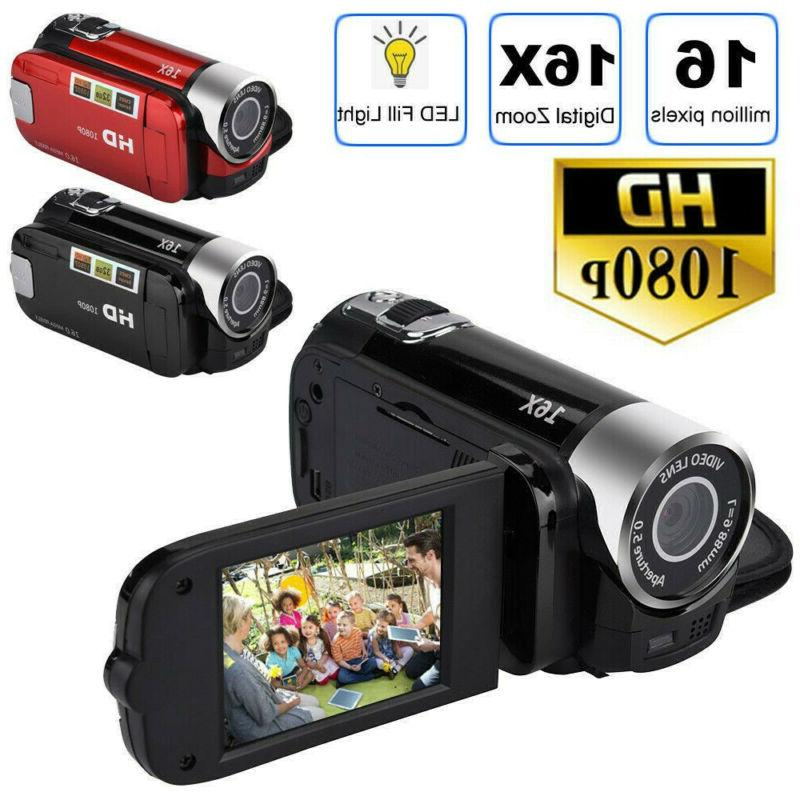 1080p hd camcorder digital video camera tft