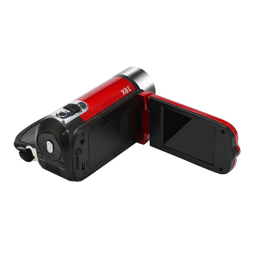 2.7'' 16MP HD Video Camera LCD DVR USA