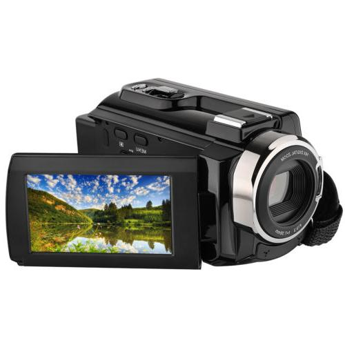 Camcorders Ultra Video with Touchscreen