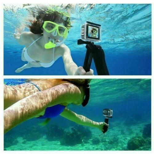 2020 New Black Action Waterproof 4K DV