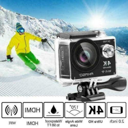 2020 Black Waterproof HD DV CAM US