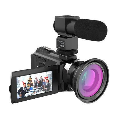 WiFi Digital Video Camcorder Recorder