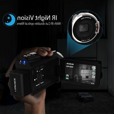 Andoer WiFi Camcorder +