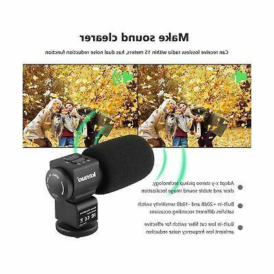 Kenuo Portable 60FPS Digital Video Camera