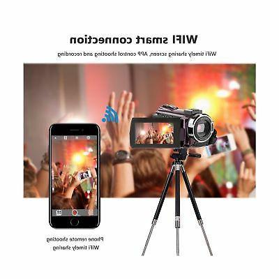 Kenuo 4K Portable Ultra-HD 60FPS Digital