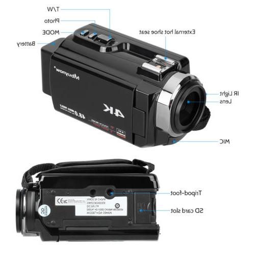 Professional Video Camera Camcorder