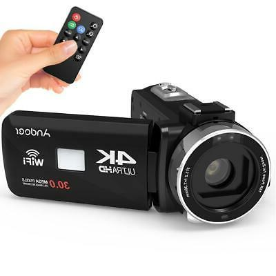 4K Digital Camera Zoom Vision with Hot