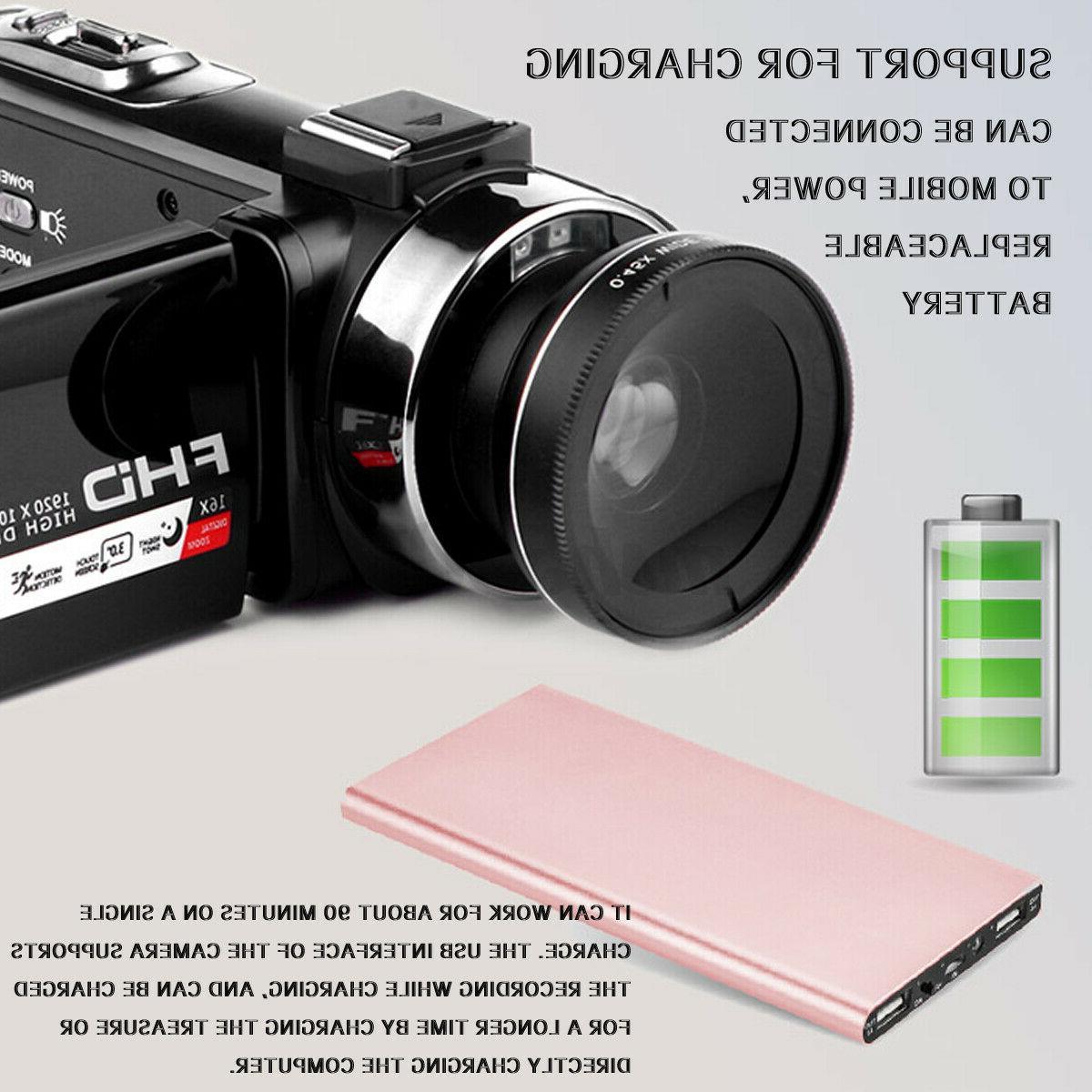 HD Camera + Lens