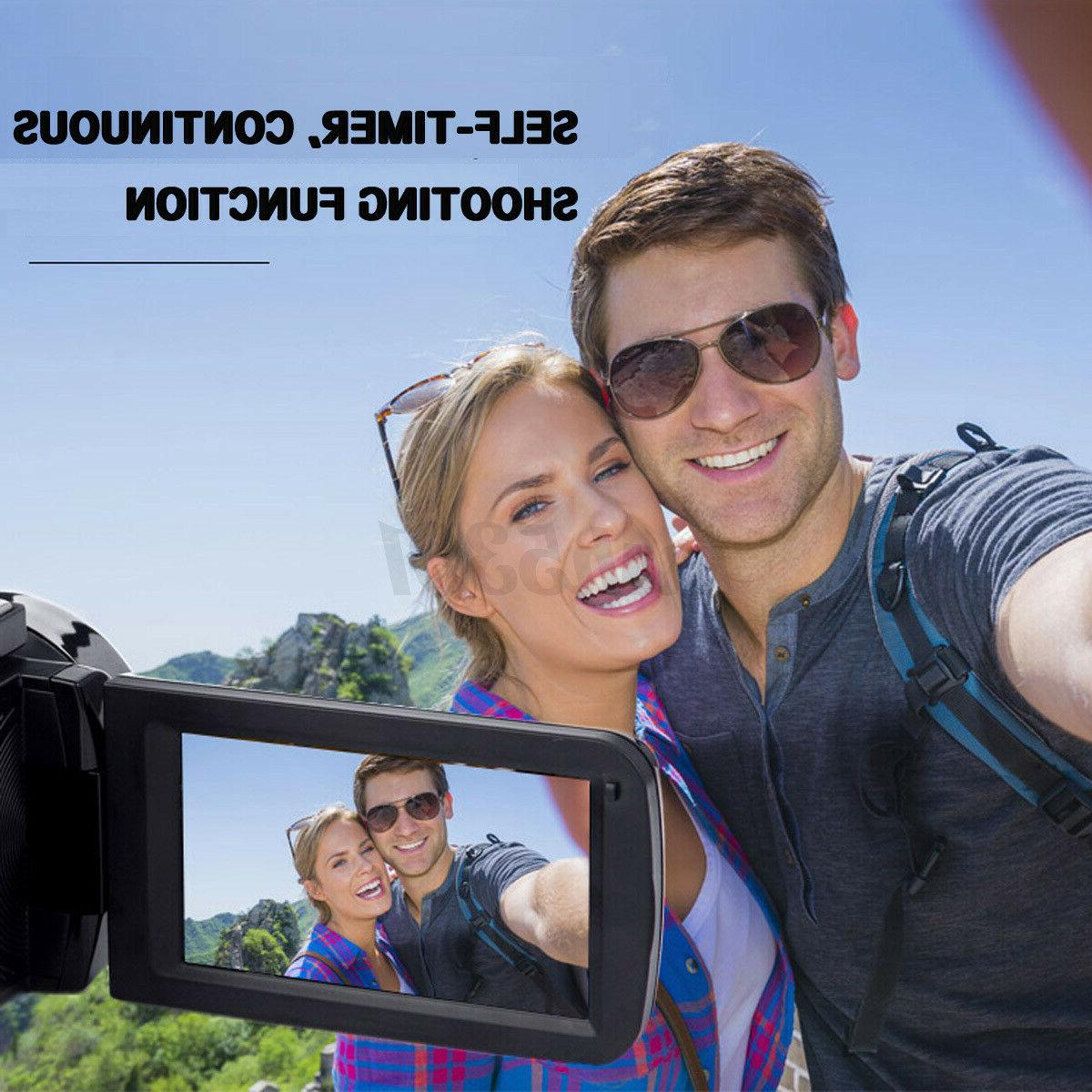 4K WiFi HD Camera Lens Microphone